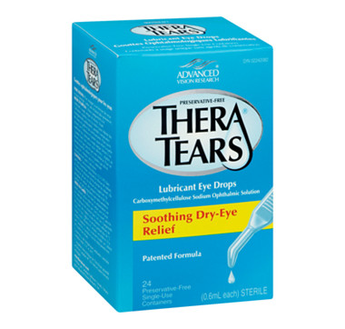 Theratears Eye Wash
